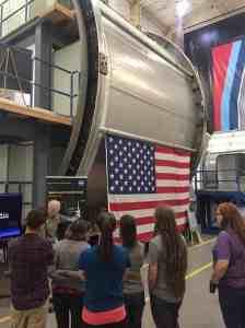 NASA Marshall - Space Cab - NASA Social