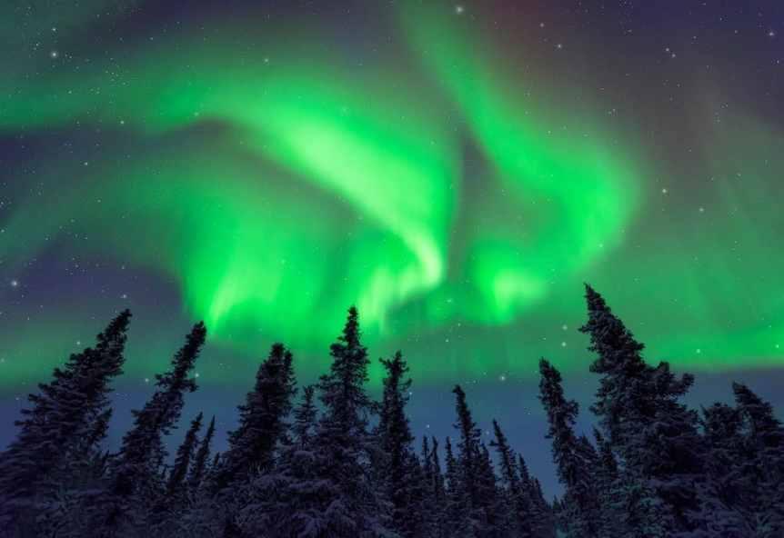 Northern Lights in Alaska - Paul Weeks via Flickr