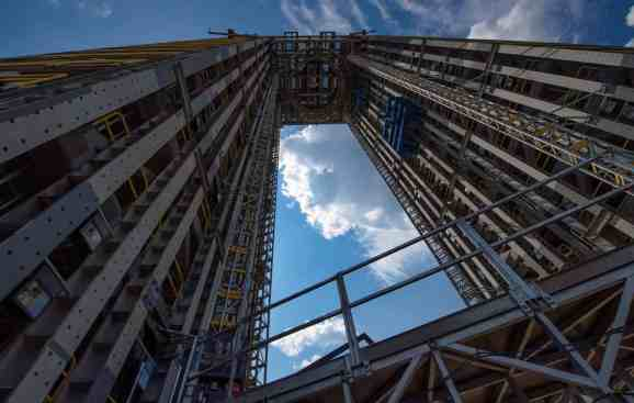 SLS Test Stand - IIP Photo Archive via Flickr