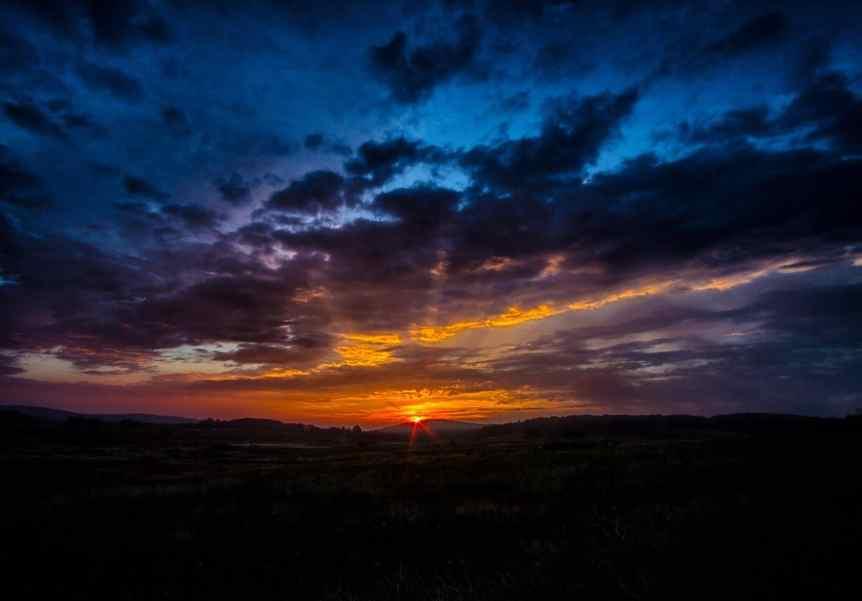 Stargazing near Washington D.C. - Big Meadows - Shenandoah - Jim Lukach via Flickr