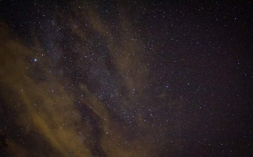 Stargazing near Washington D.C. -Big Meadows - Shenandoah - SridharSaraf via Flickr
