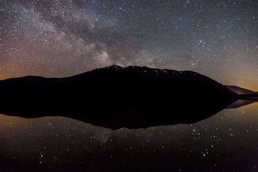 Urban Stargazing - GlacierNPS via Flickr