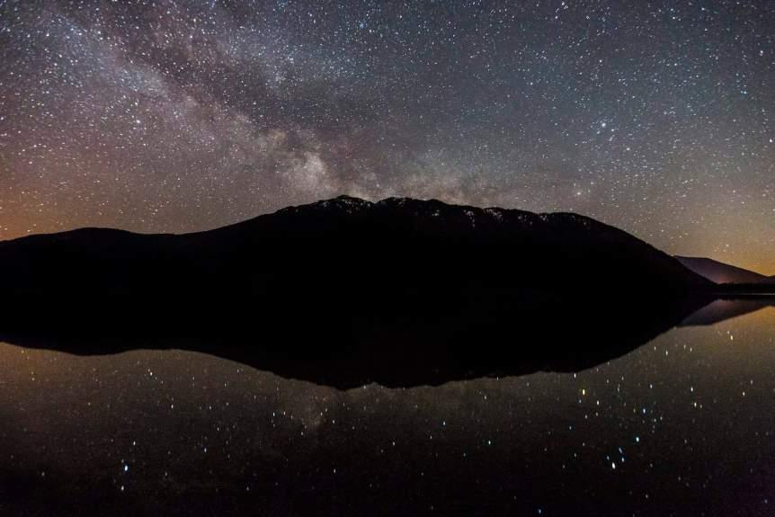 Urban Stargazing - GlacierNPS via Flickr