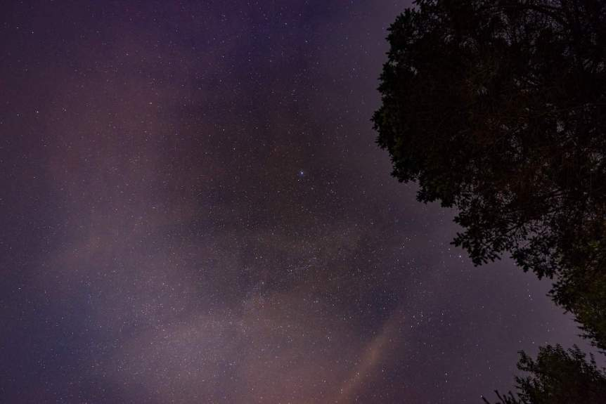 Stargazing Near Philadelphia - John Brighenti Via Flickr