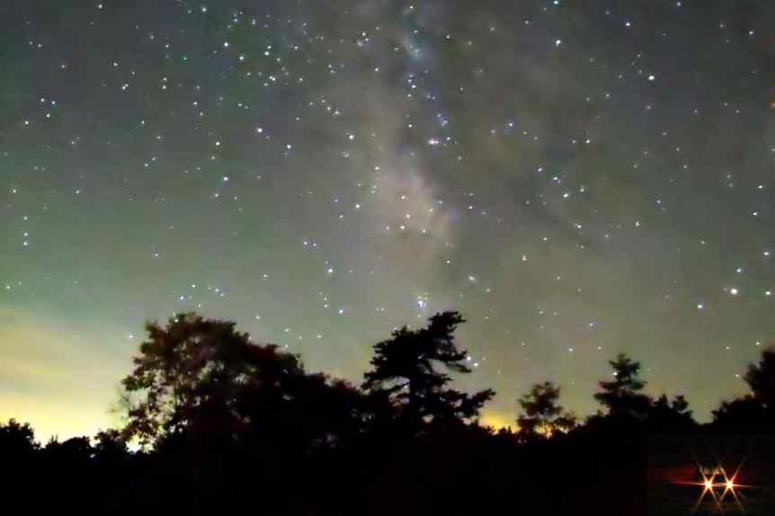 Stargazing Near Philadelphia - Nicholas A. Tonelli via Flickr