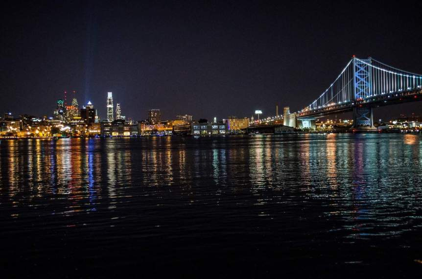 Stargazing in Philadelphia - Tehani Schroeder via Flickr