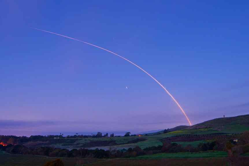 Vandenberg Launch Viewing - Glenn Beltz via Flickr