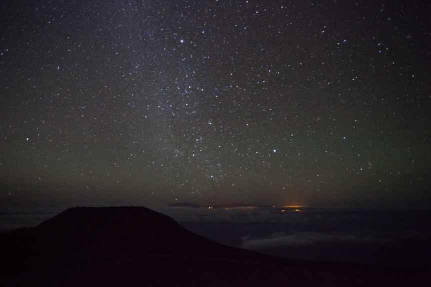 Stargazing on Maui - Ray Terrill via Flickr