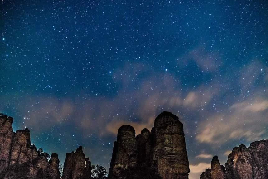 Night Sky Shot on Sony A6000 - Ricardo Braham via Flickr