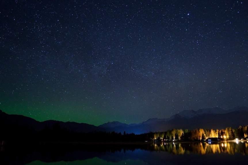 Northern Lights in Canada - Adam Hartley via Flickr