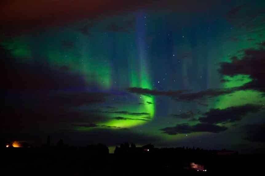Northern Lights in Canada - Alberta - patternghosts via Flickr