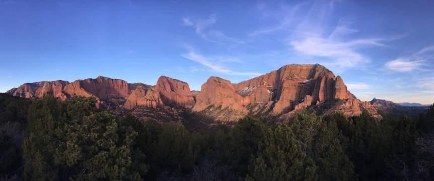 Zion National Park - Kolob Canyon