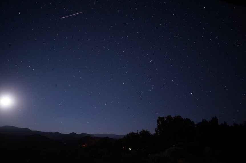 Delta Aquarid Meteor Shower - Mike Lewinski via Flickr