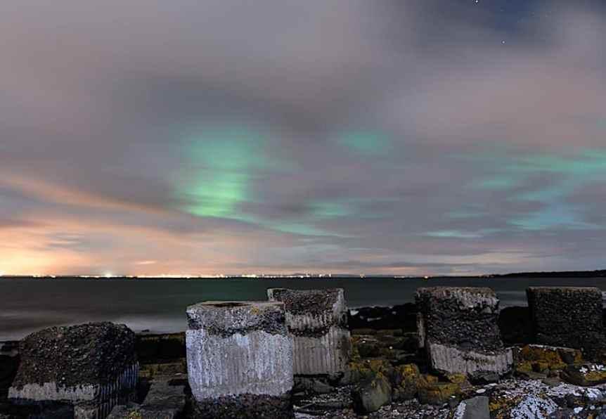 Northern Lights in Scotland - Michal Ziembicki via Flickr