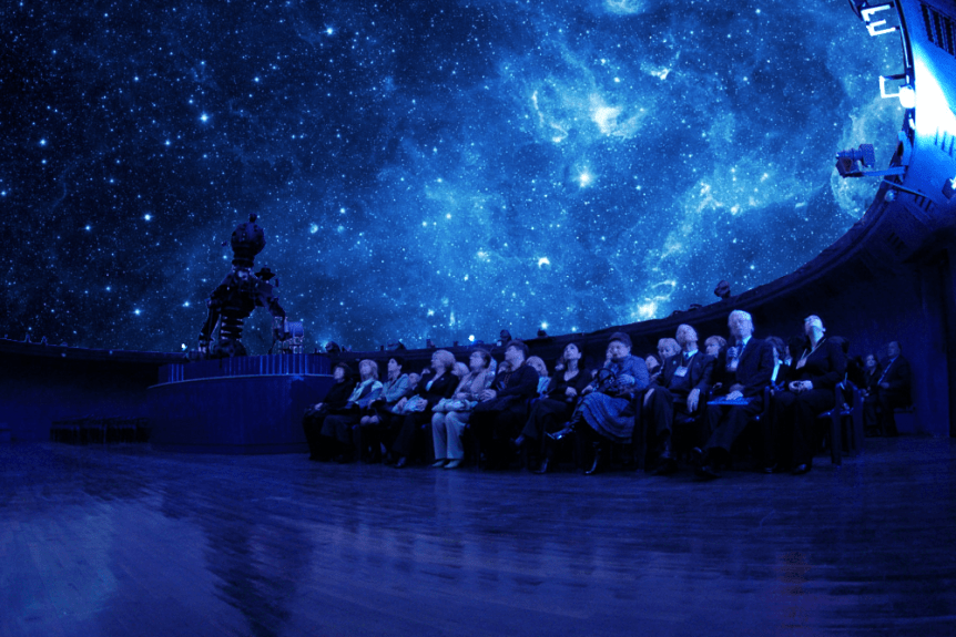 Russian Space Museums - Planetarium One