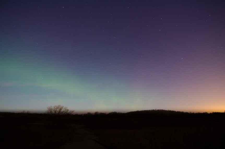 Northern Lights - James Bastow via Flickr