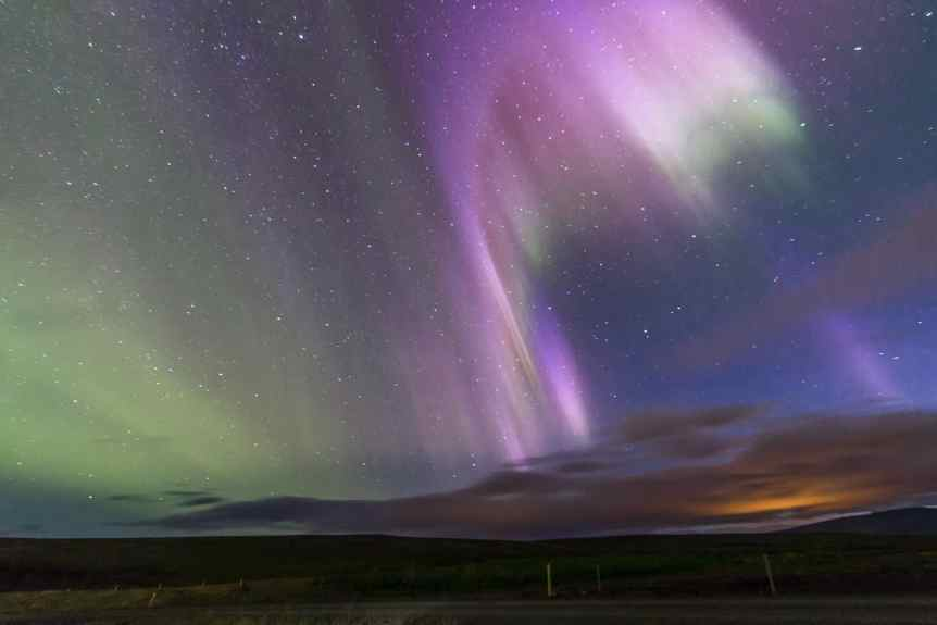 Northern Lights in Europe - Drantcom via Flickr