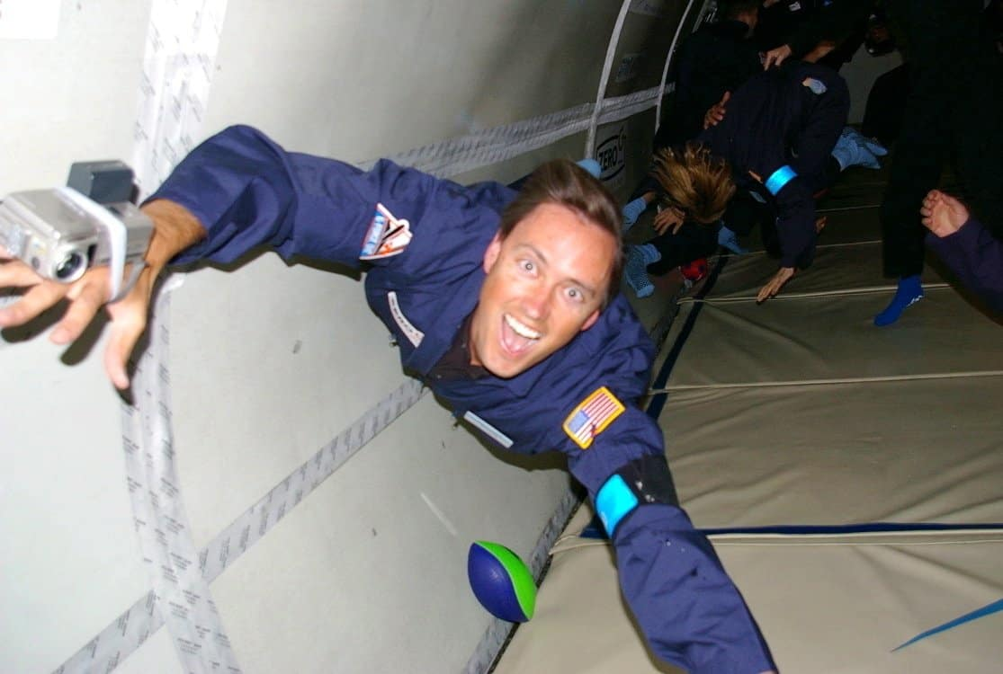 Space Tourism Companies - Aboard Zero-G