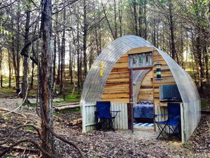 Best Stargazing Airbnbs - Stargazing Hut