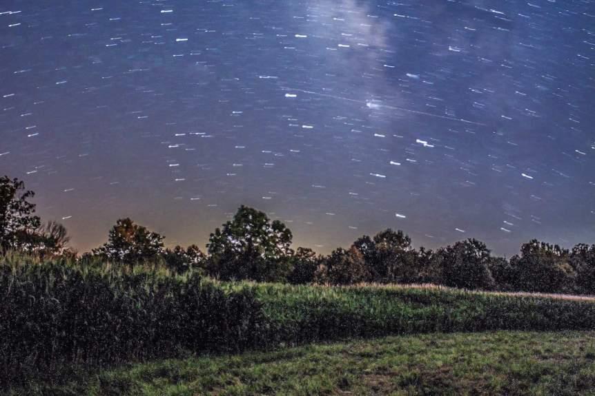 Stargazing in Indiana