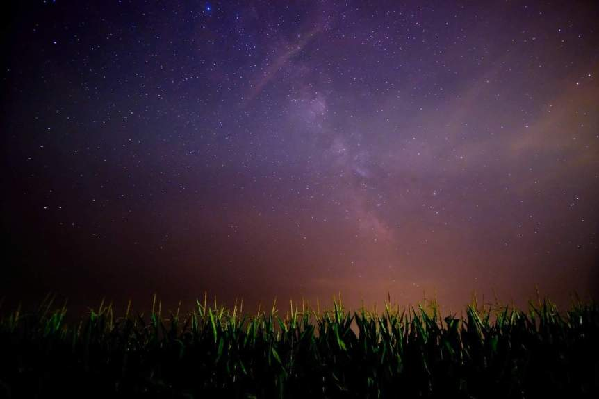 Stargazing in Indiana