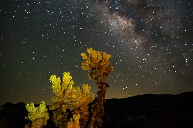 Stargazing in Arizona - Andrew Soh via Flickr