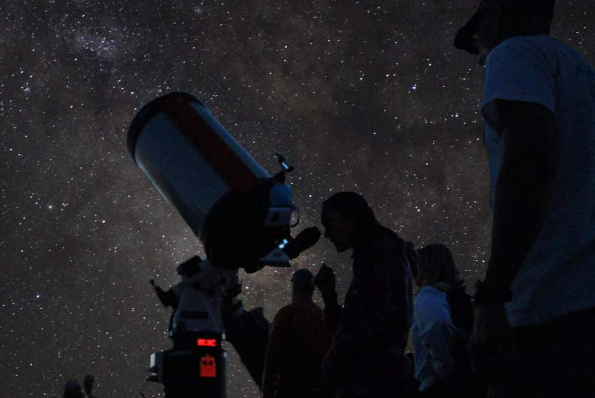 Stargazing in Arizona - Grand Canyon National Pak via Flickr