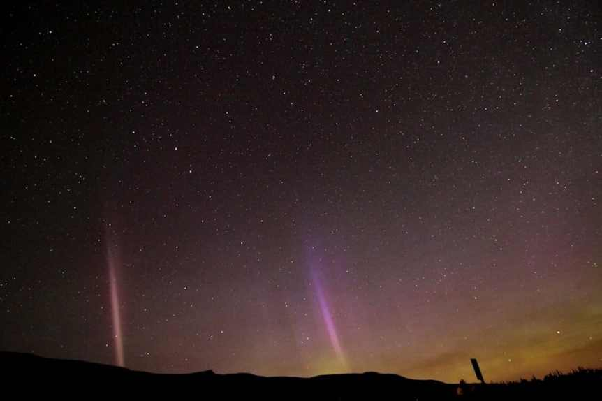 Northern Lights in Montana - Ray Stinson for NPS via Flickr