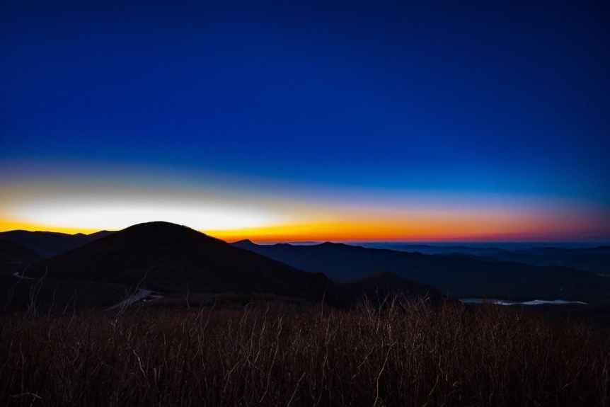 Shenandoah Sunset - apasciuto via Flickr