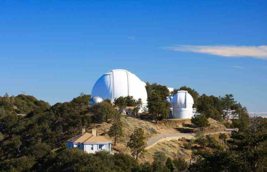 Best Observatories in the U.S. - Lick Observatory