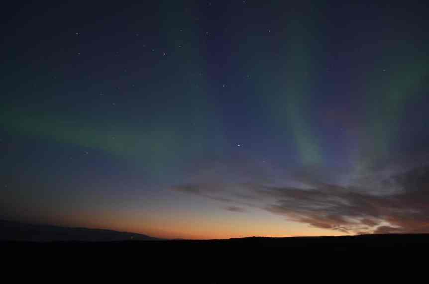 Northern Lights in Russia - Murmansk - Max Kostyna via Flickr
