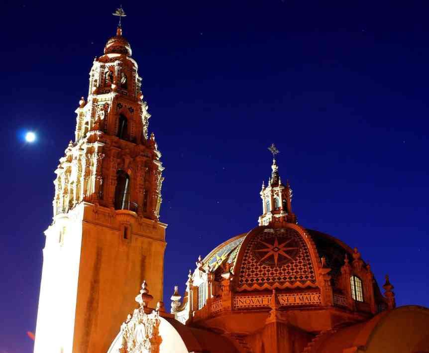 Stargazing in San Diego - Balboa Park - Kenneth Hagemeyer via Flickr