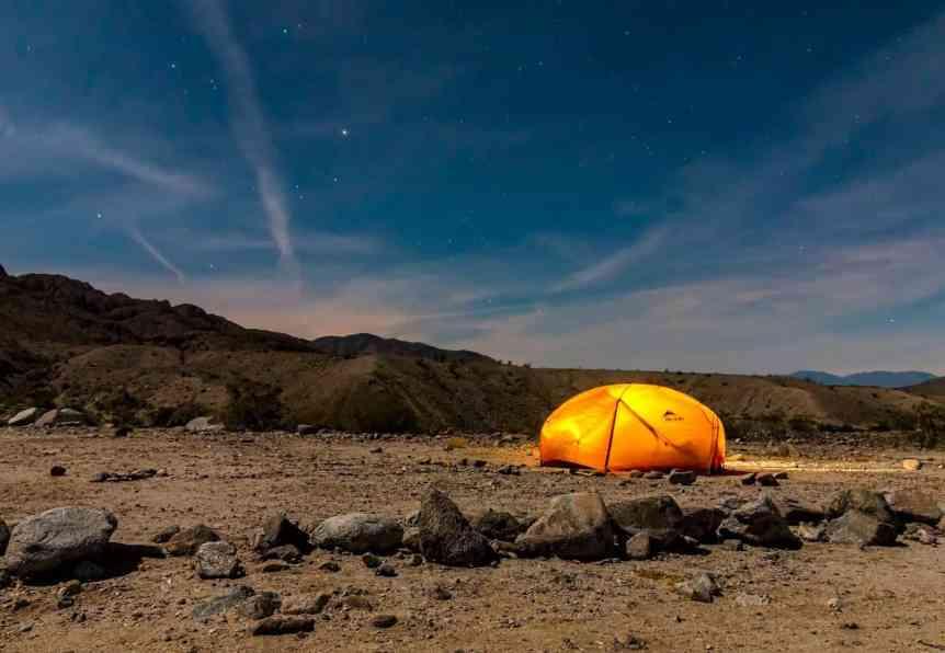 Stargazing near San Diego - Anza-Borrego - Chad McDonald via Flickr
