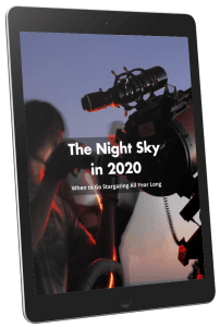 The Top 20 Astronomical Events in the Night Sky in 2020 ⋆ STG