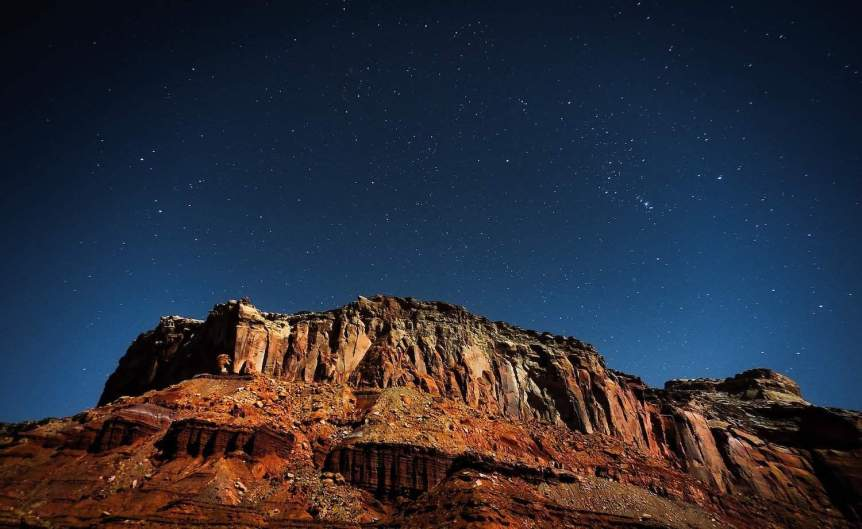 Canyonlands Stargazing