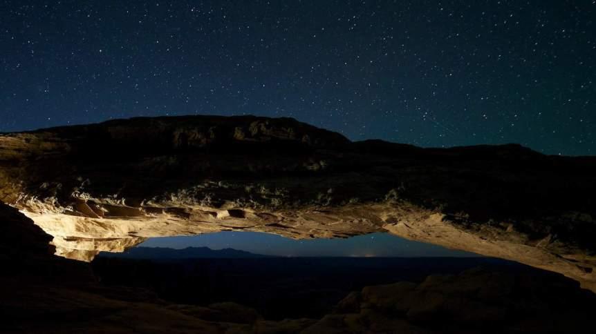 Canyonlands Stargazing - Mesa Arch - Chao Yen via Flickr