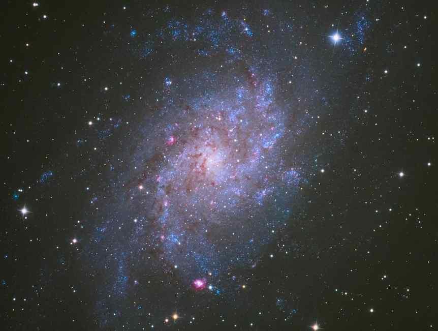 Messier 33 - gianni via Flickr