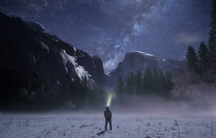 Yosemite Stargazing - Winter