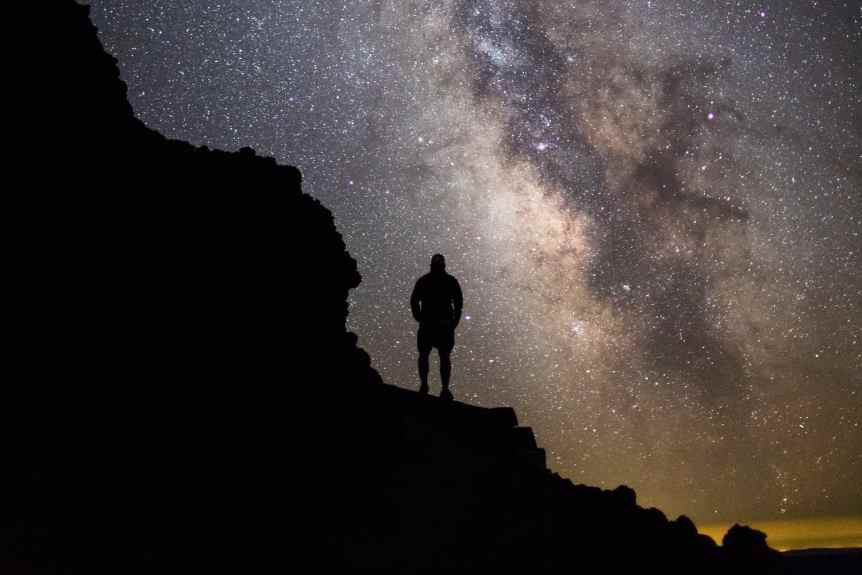 Best National Parks for Stargazing - Craters of the Moon - Jacob W. Frank for NPS