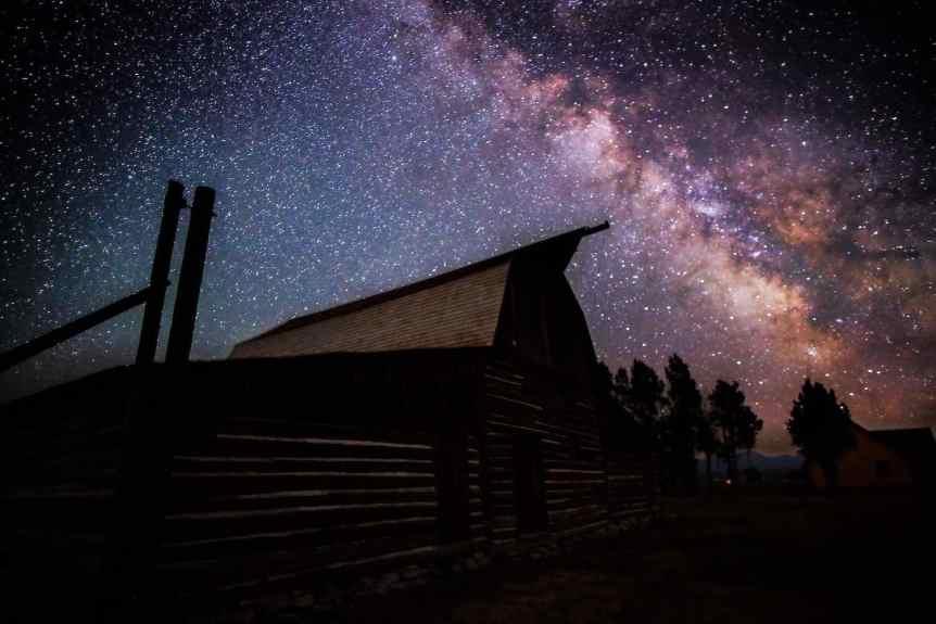 Best National Parks for Stargazing - Grand Teton - Eric Fleming via Flickr