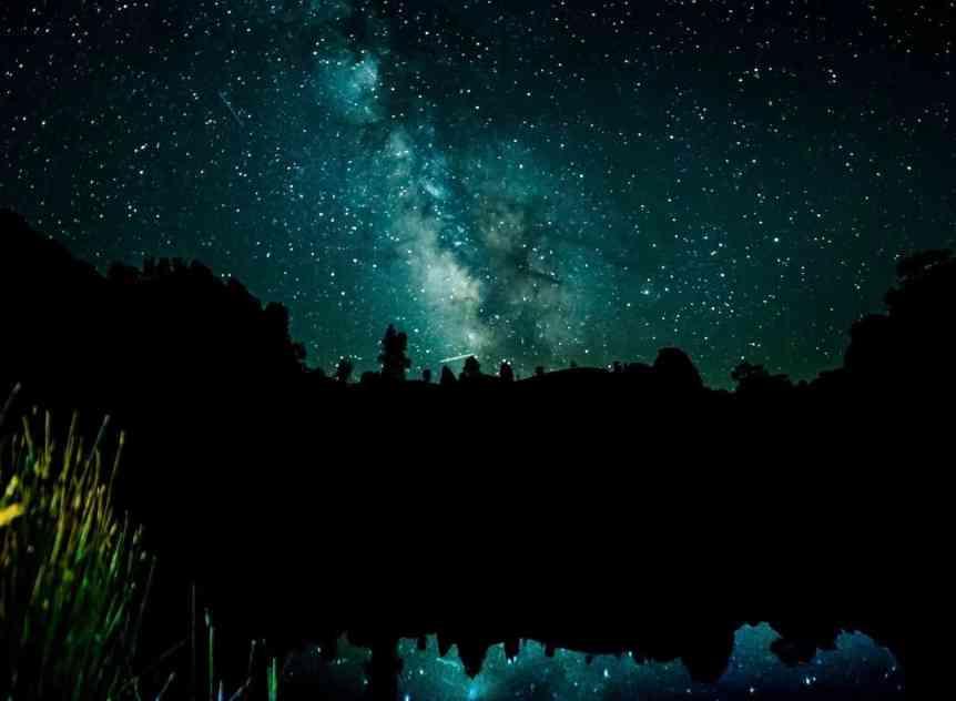 Best National Parks for Stargazing - Pinnacles - Shelly Prevost via Flickr