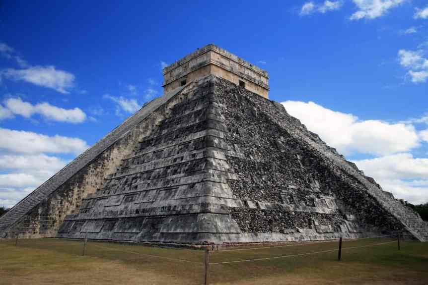 September Equinox - Chichen Itza