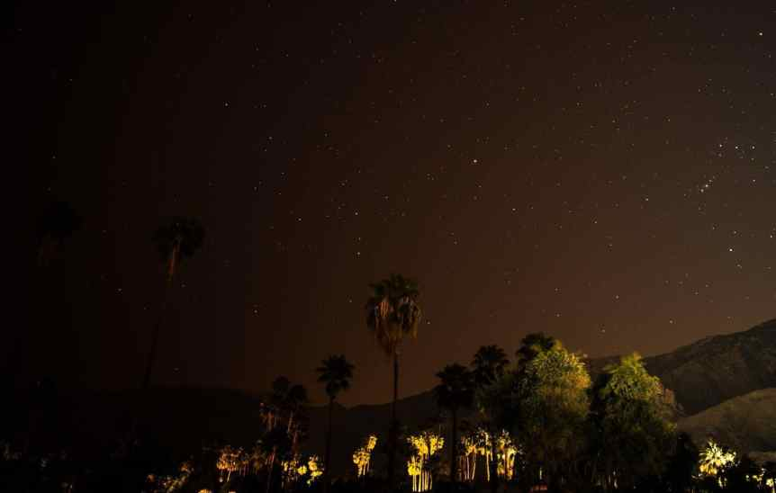 Stargazing in Palm Springs - Grempz via Flickr