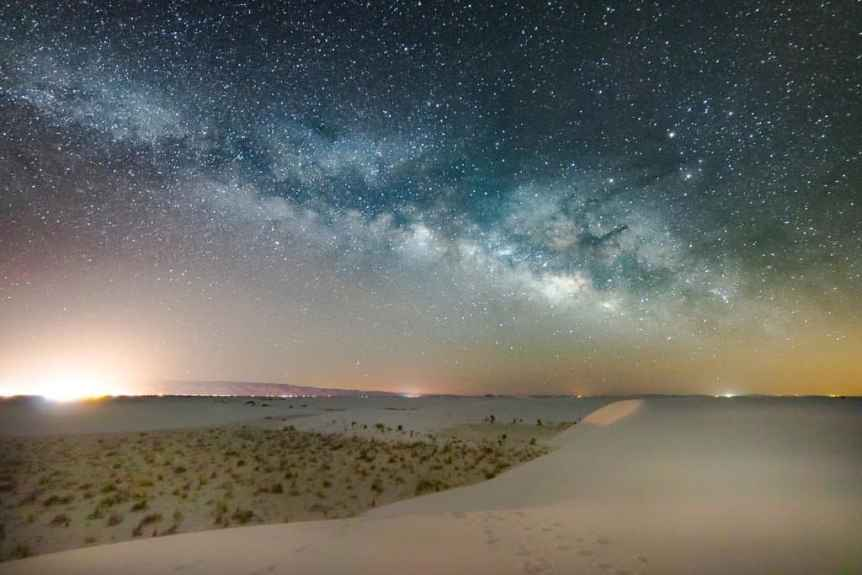 White Sands National Park © Nicole Smoot