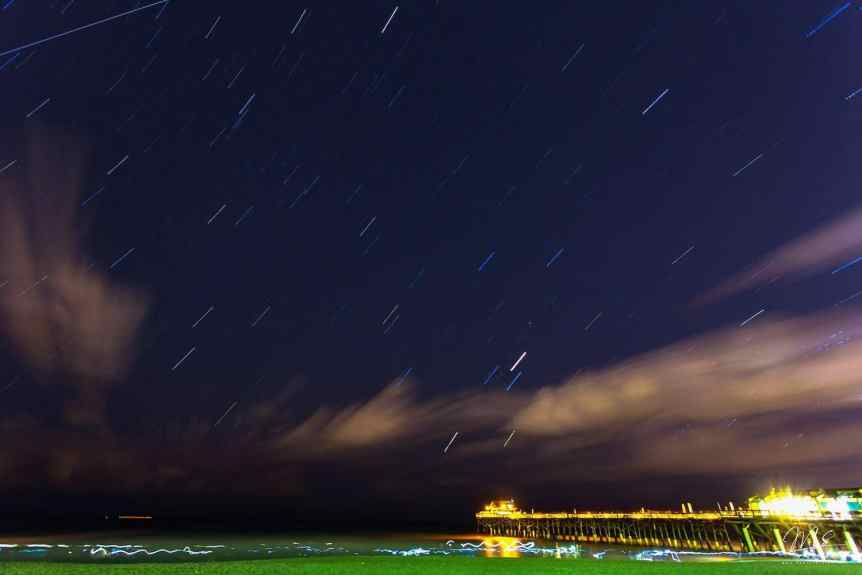 Stargazing in Florida - Cocoa Beach - Michael Seeley via Flickr