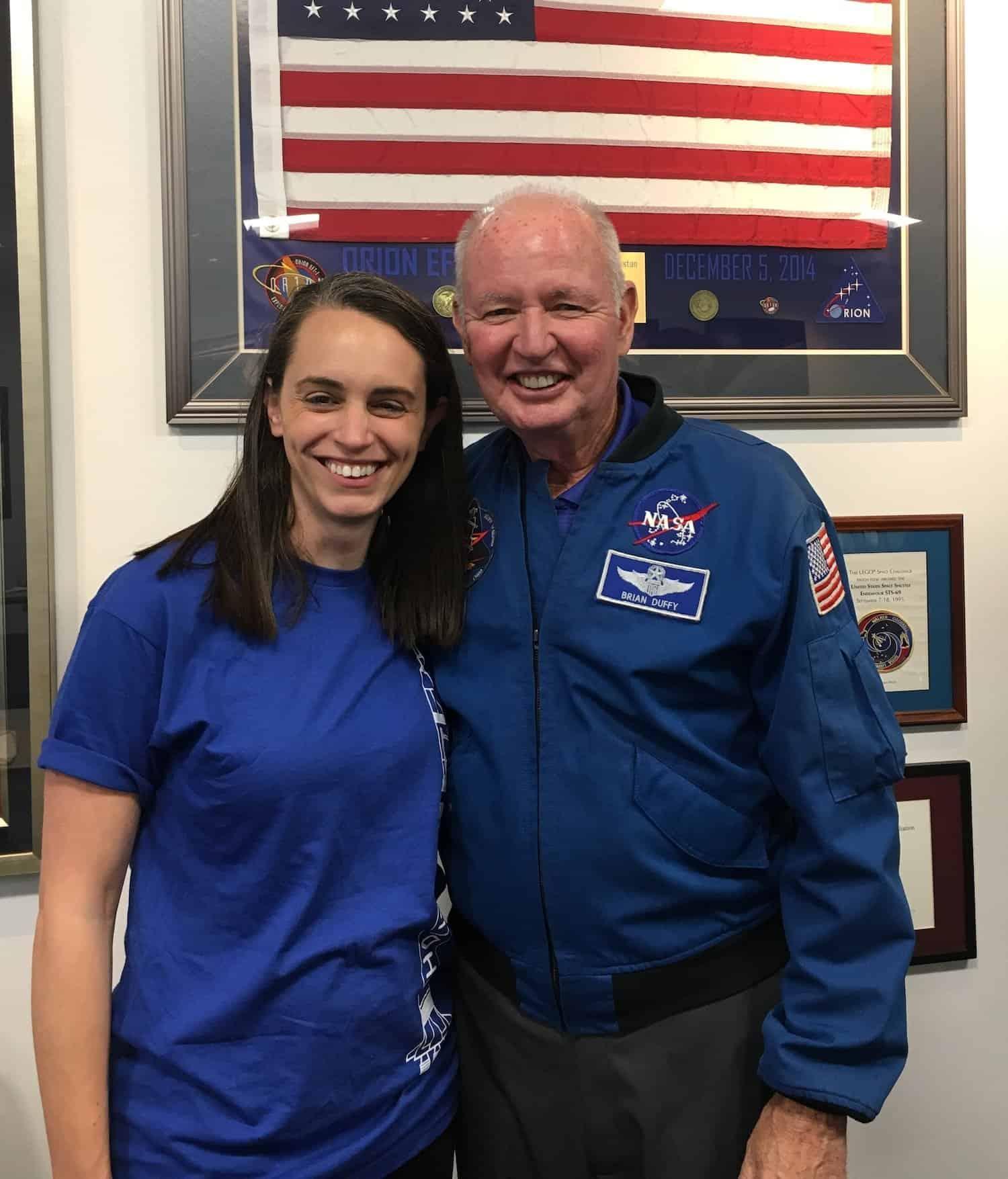 Space Tourism Bucket List - Meet an Astronaut