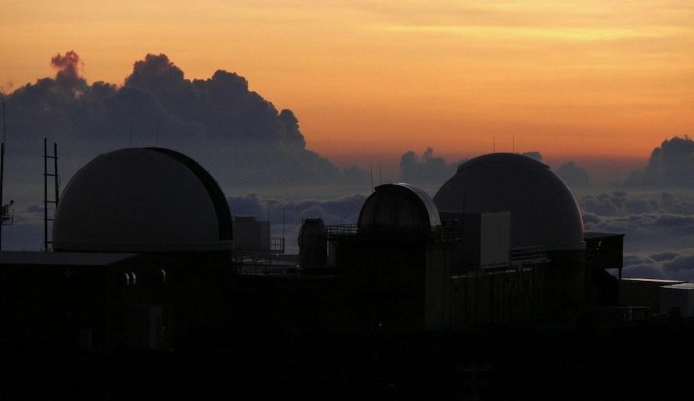 Haleakala Stargazing - Daytime - Sunrise