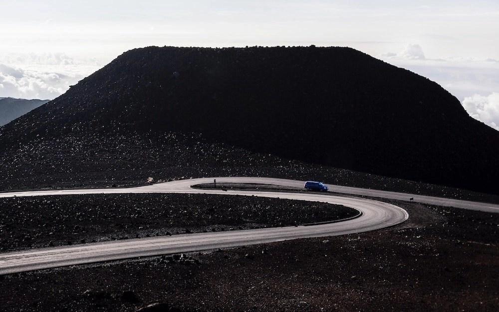 Haleakala Stargazing - Road to the Summit
