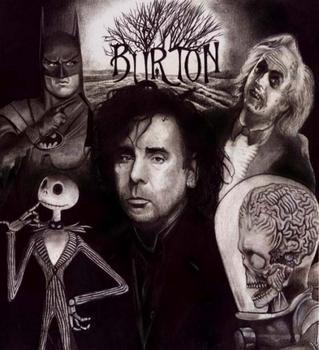 Tim Burton sodahead