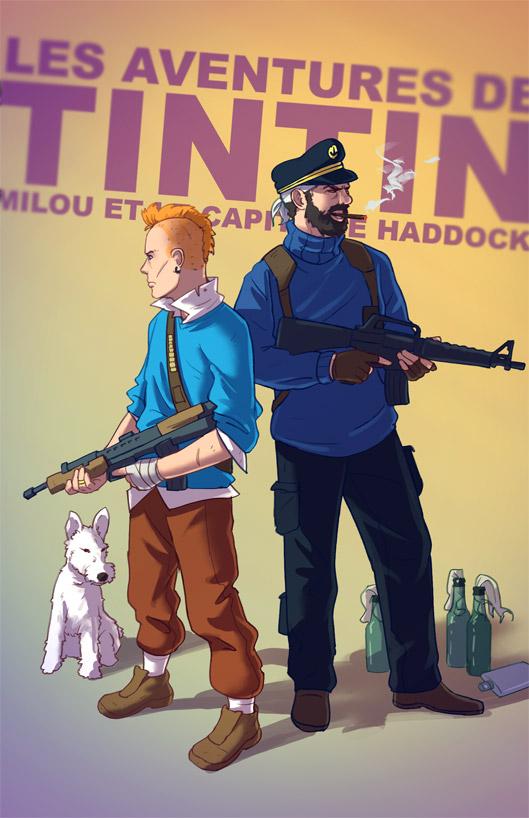 BADASS-Tintin
